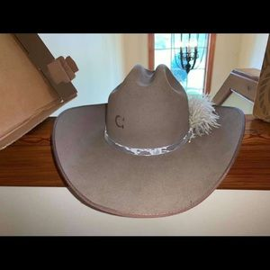 Charlie 1 Horse hat (worn couple times)